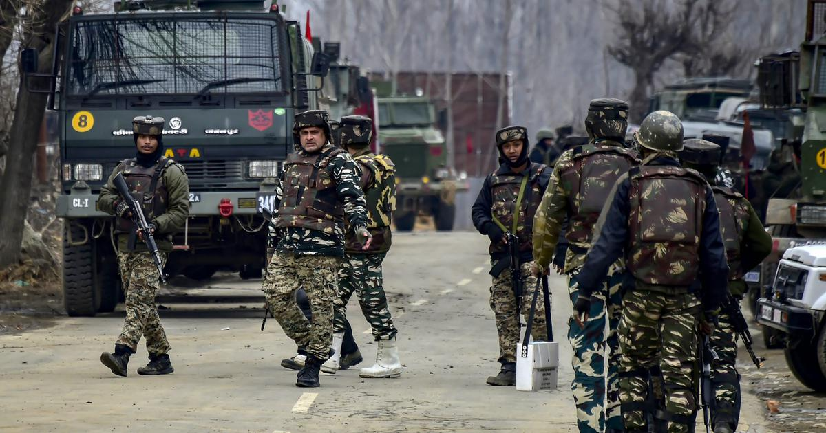 Additional troops deployed in Kashmir due to internal security situation, says Centre: Reports