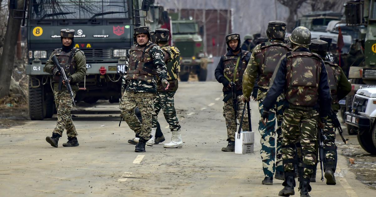 Additional 100 companies of paramilitary forces deployed in Srinagar amid massive crackdown: Reports