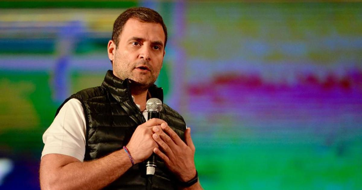 NYAY: What we know about Rahul Gandhi's Rs 6,000 per month income scheme for the poor