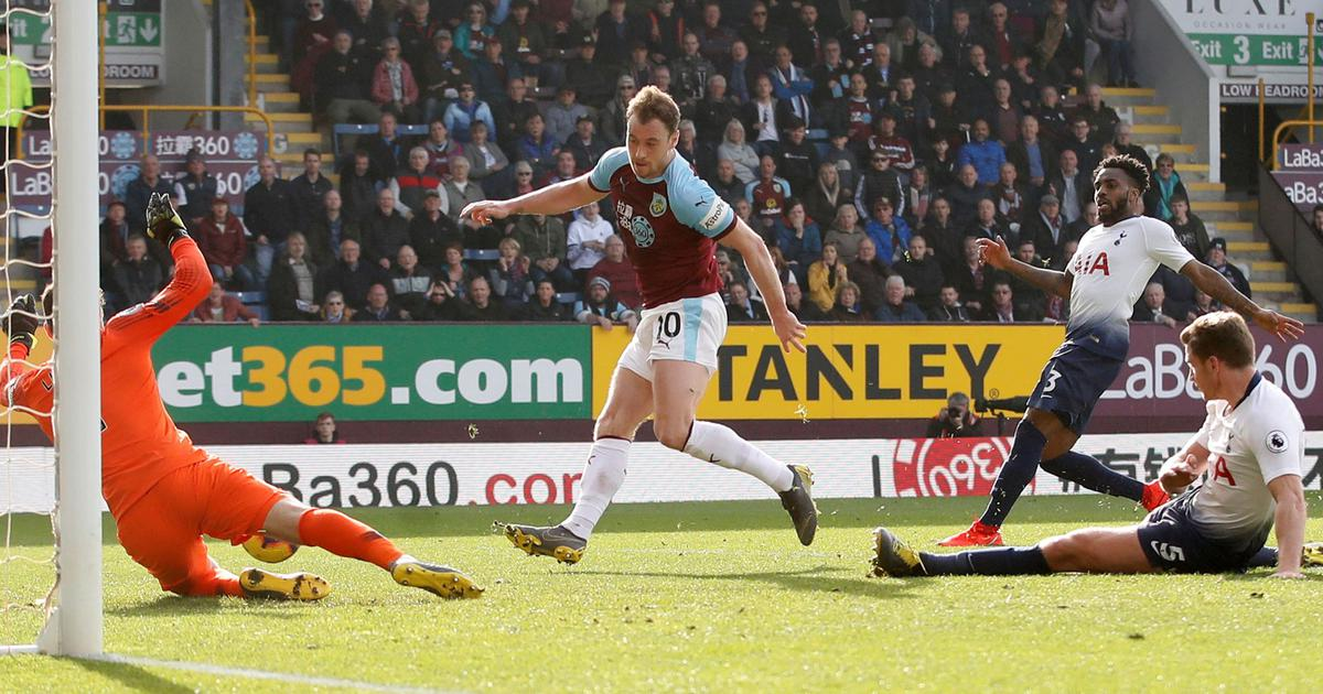 Premier League: Burnley stun Tottenham Hotspur on Harry Kane's return from injury