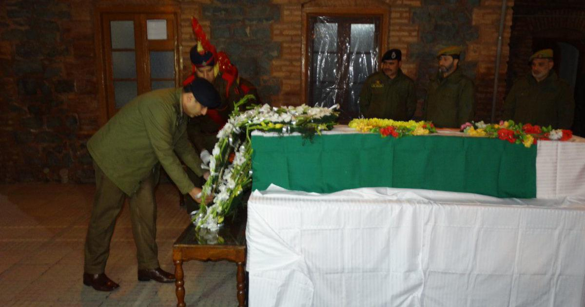 The big news: Police officer killed in gunfight with militants in J&K, and nine other top stories