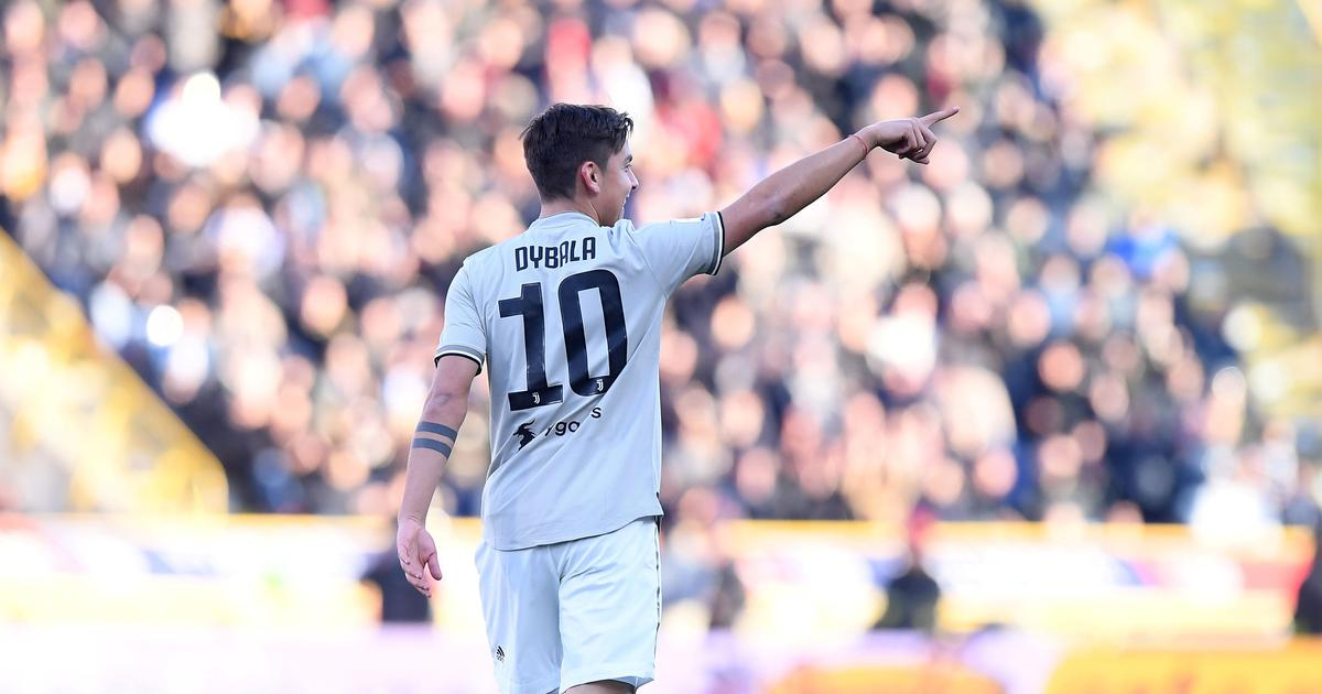 Italian football: Juventus keep up lead with a 1-0 win, Inter Milan held to a draw in dramatic game