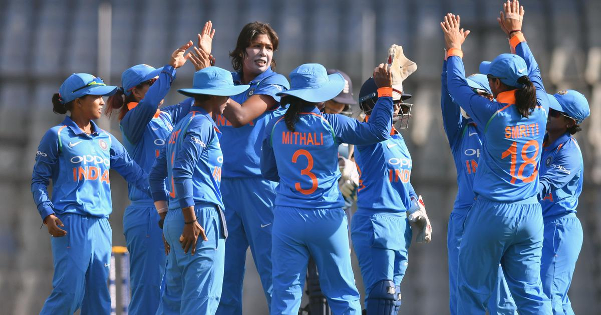 Second ODI: Pandey, Goswami and Mandhana star as India clinch series 2-0 against England