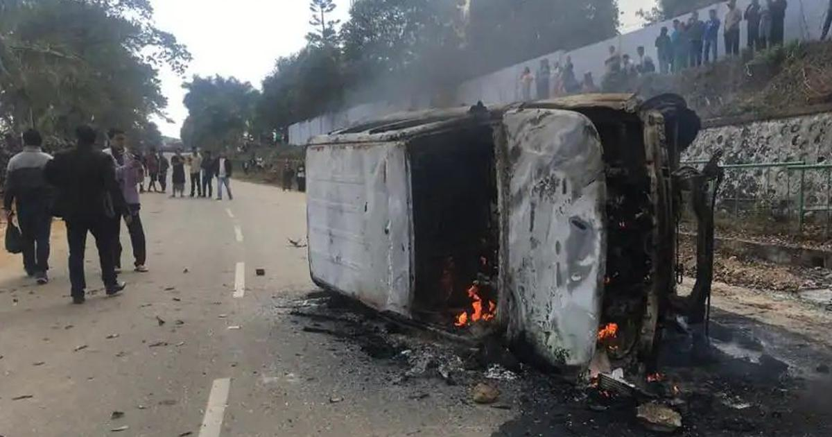 Scroll explainer: What is behind the violent protests in Arunachal Pradesh?
