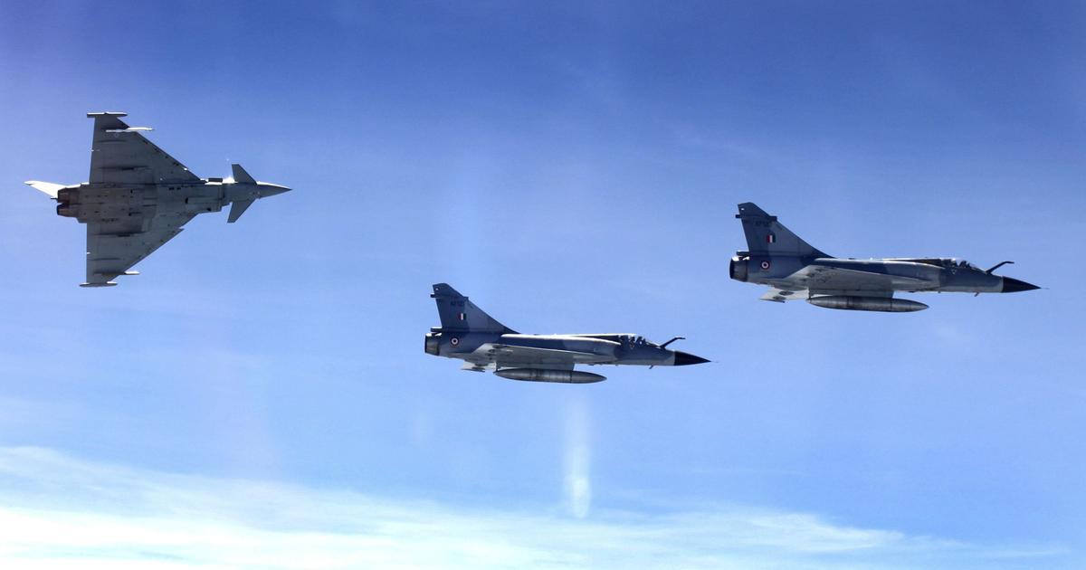 वायु सेना ने बालाकोट एयरस्ट्राइक का नाम 'ऑपरेशन बंदर' रखा था