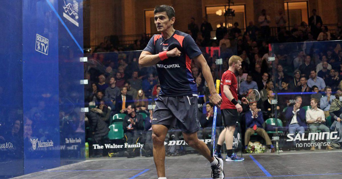 Squash: Saurav Ghosal, Joshna Chinappa make winning returns after Covid-19 pandemic at Egyptian Open