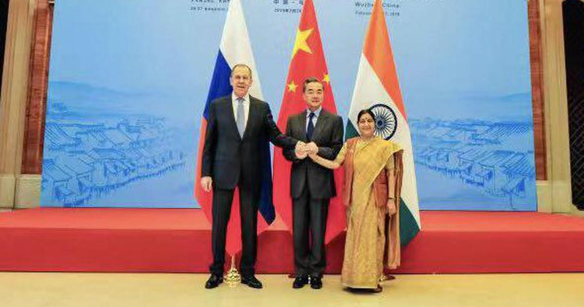 India, Russia, China issue joint communique against those who back extremist groups