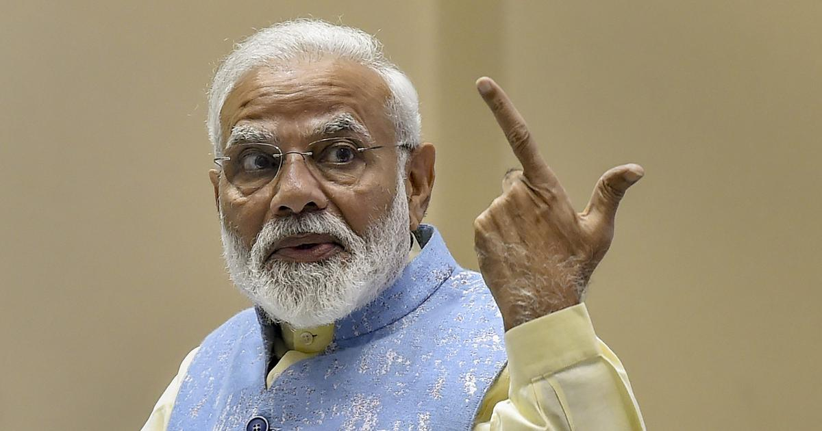 BJP and Modi stick to political schedule, despite war fears and a captured Indian pilot