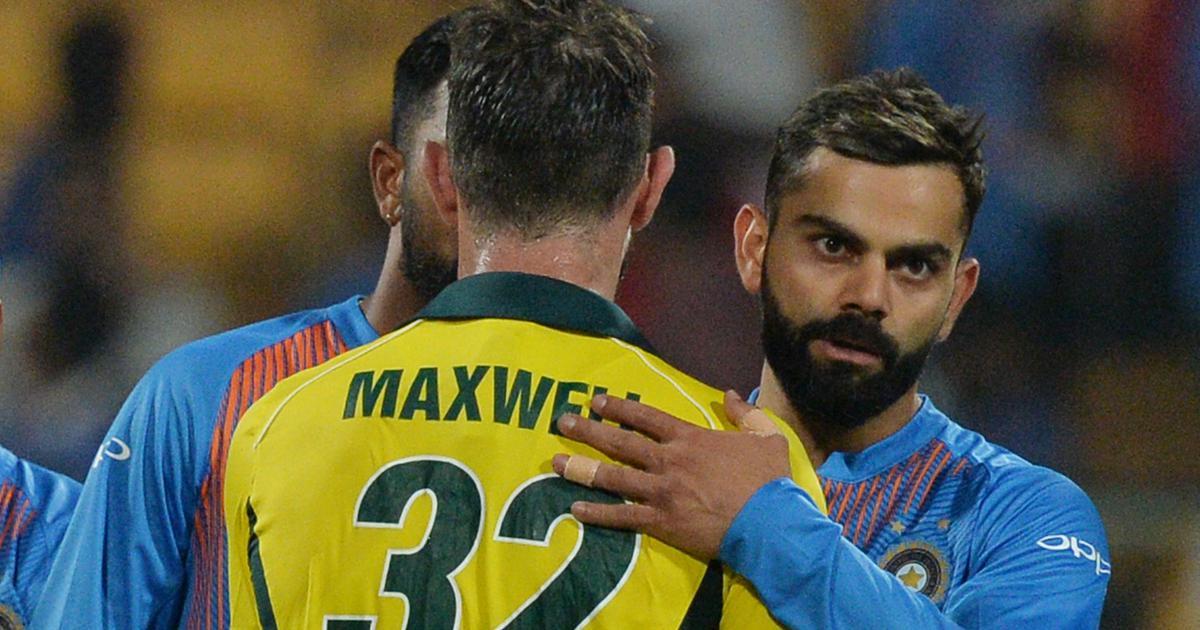 Virat Kohli admits to mental struggles during 2014 Engand tour, praises Maxwell for taking a break