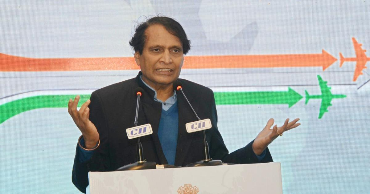 Suresh Prabhu orders safety assessment of Boeing 737 Max in India after Ethiopia plane crash