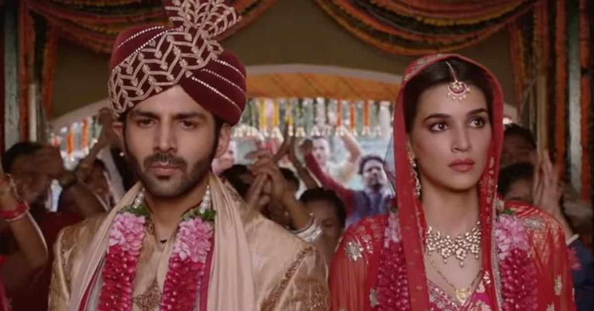 'Luka Chuppi' movie review: Kartik Aaryan holds his own in sluggish comedy about a live-in couple
