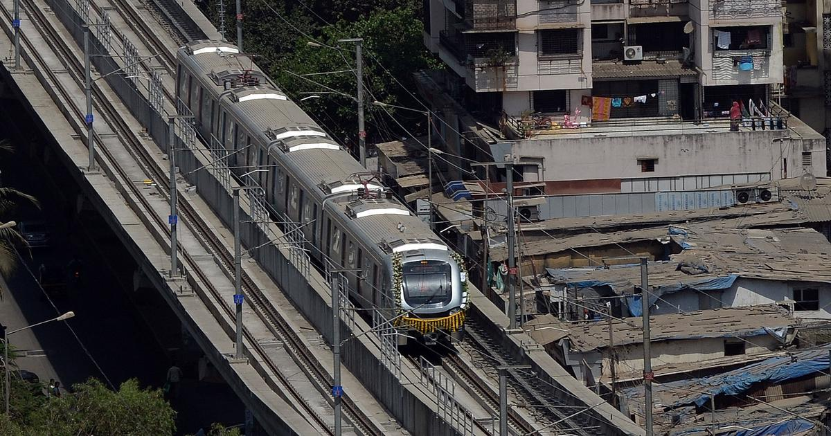 Mumbai metro stations put on high alert amid tensions between India and Pakistan