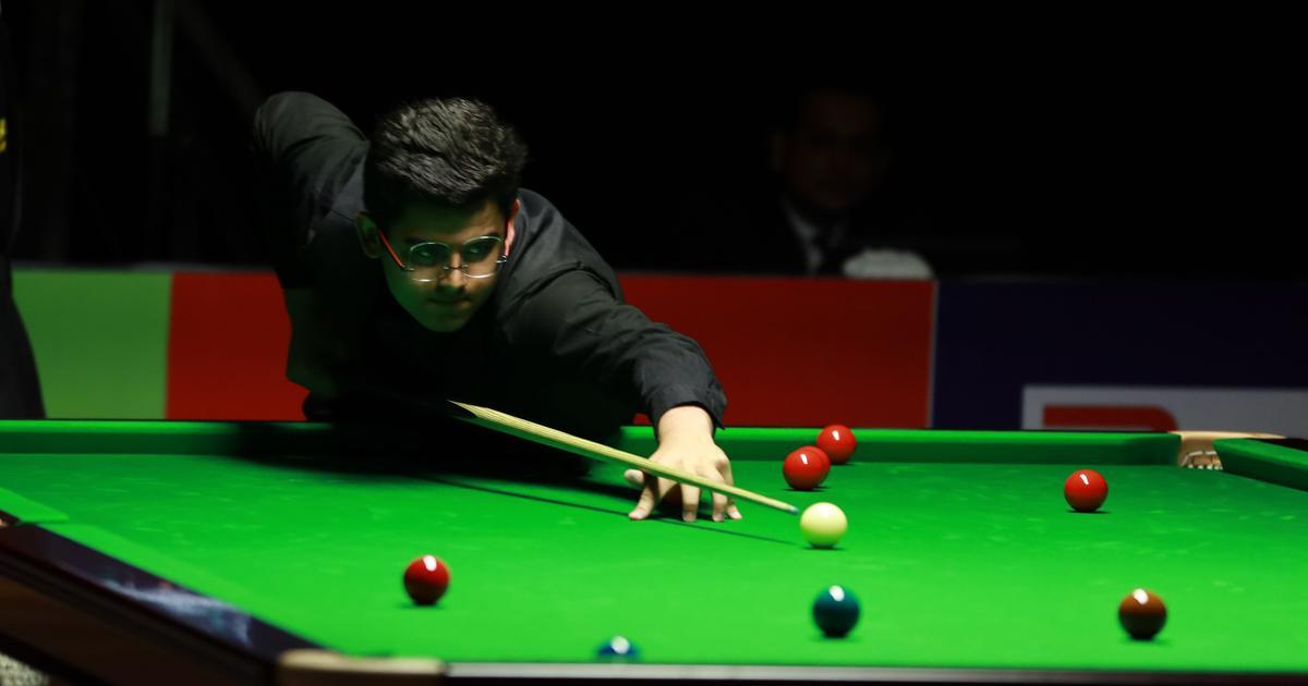 Indian Open snooker: Teenager Digvijay Kadian squanders big lead in loss to Andrew Higginson