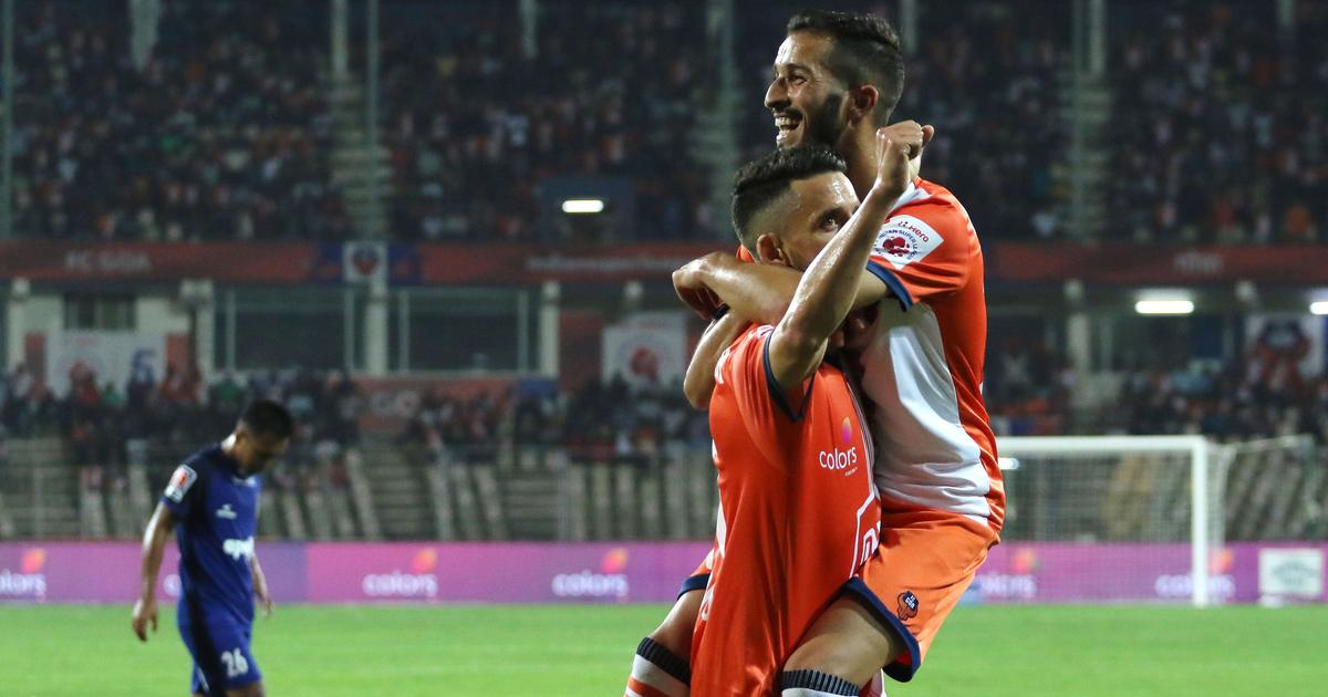 Football: FC Goa look to avenge ISL 2015 loss when they face Chennayin in Super Cup final