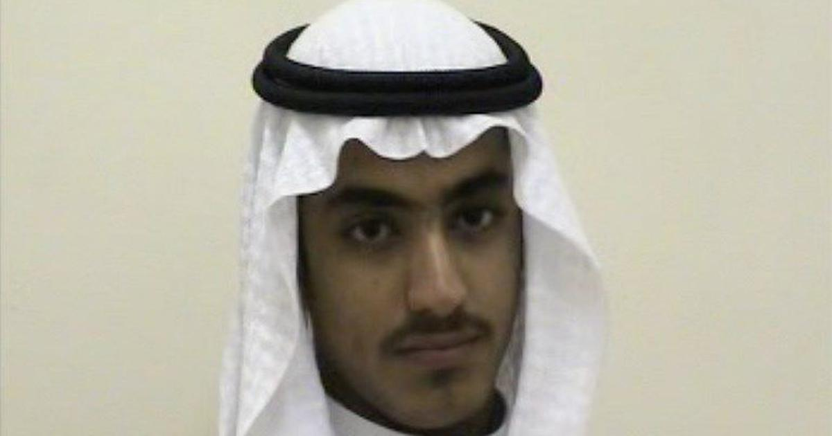 Saudi Arabia revokes citizenship of Osama bin Laden's son Hamza