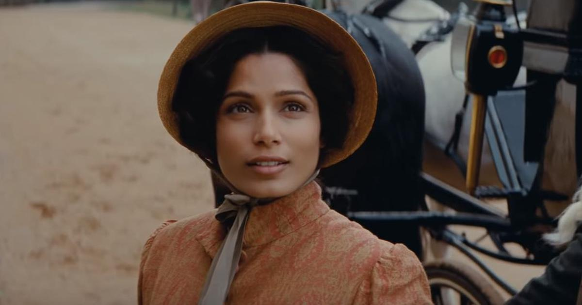Freida Pinto to star in feature adaptation of short film 'Mr Malcolm's List'