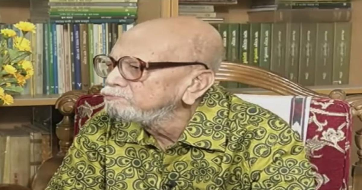 Al Mahmud (1936-2019): Bangladesh's controversial poet will be remembered as one of the greats