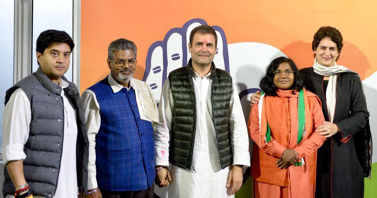 Uttar Pradesh: Former BJP leader Savitri Bai Phule joins Congress