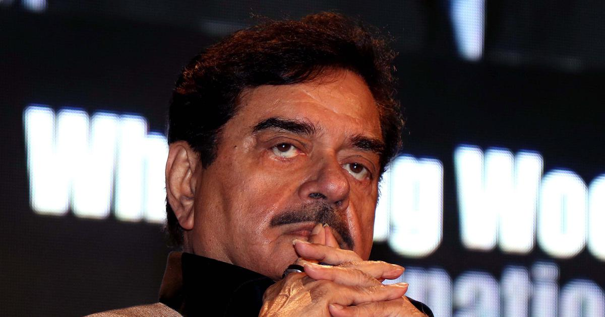 Congress' Shatrughan Sinha clarifies remark about Jinnah, says it was a 'slip of tongue'