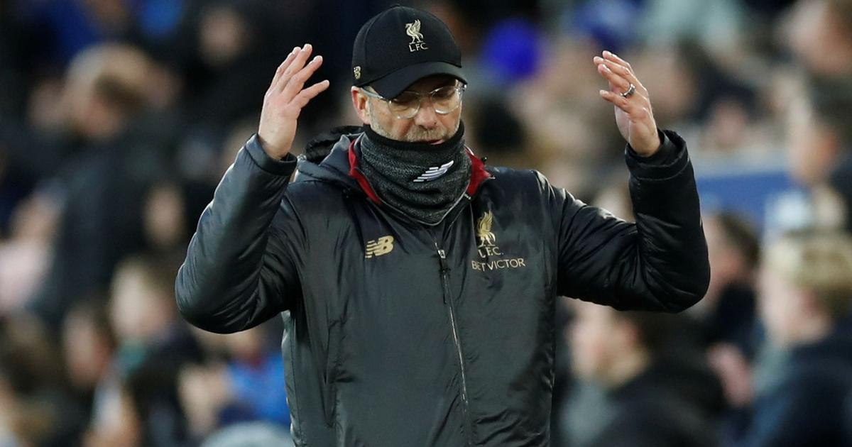 We're in a difficult situation with upcoming games: Klopp downplays Liverpool's Premier League lead