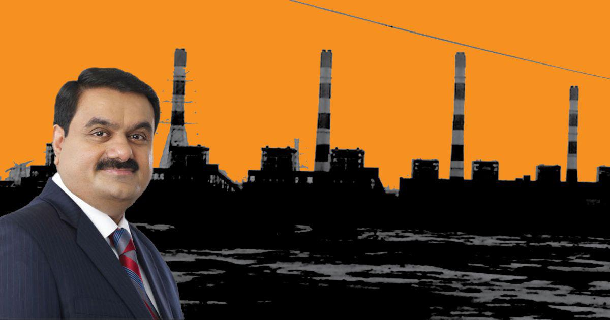 Adani power project was on the brink of bankruptcy – but the BJP government in Gujarat saved it