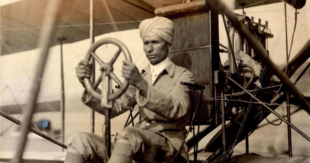 The many lives of Mohan Singh, a pioneering aviator who conned America as a yoga guru