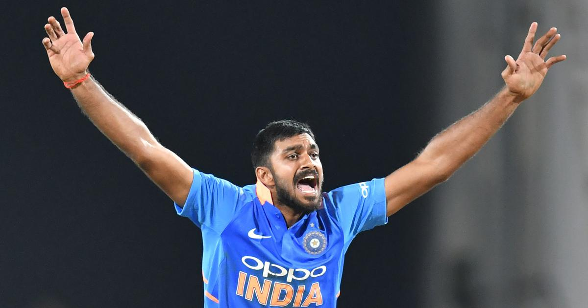 Let's not be too negative about Vijay Shankar, he will do well in the World Cup: Sourav Ganguly