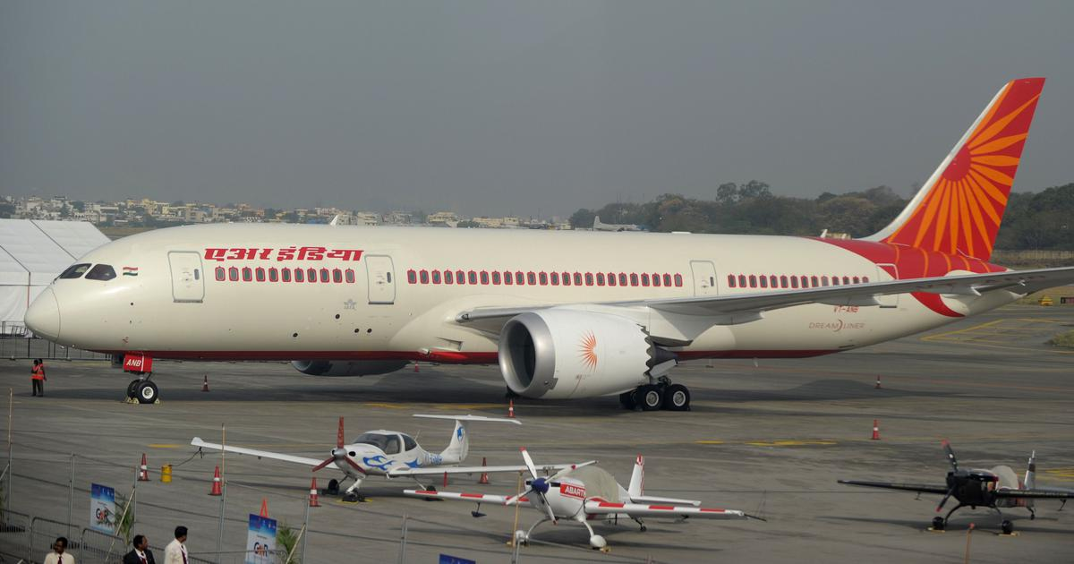Air India's five-hour server shutdown delays 137 flights on Sunday