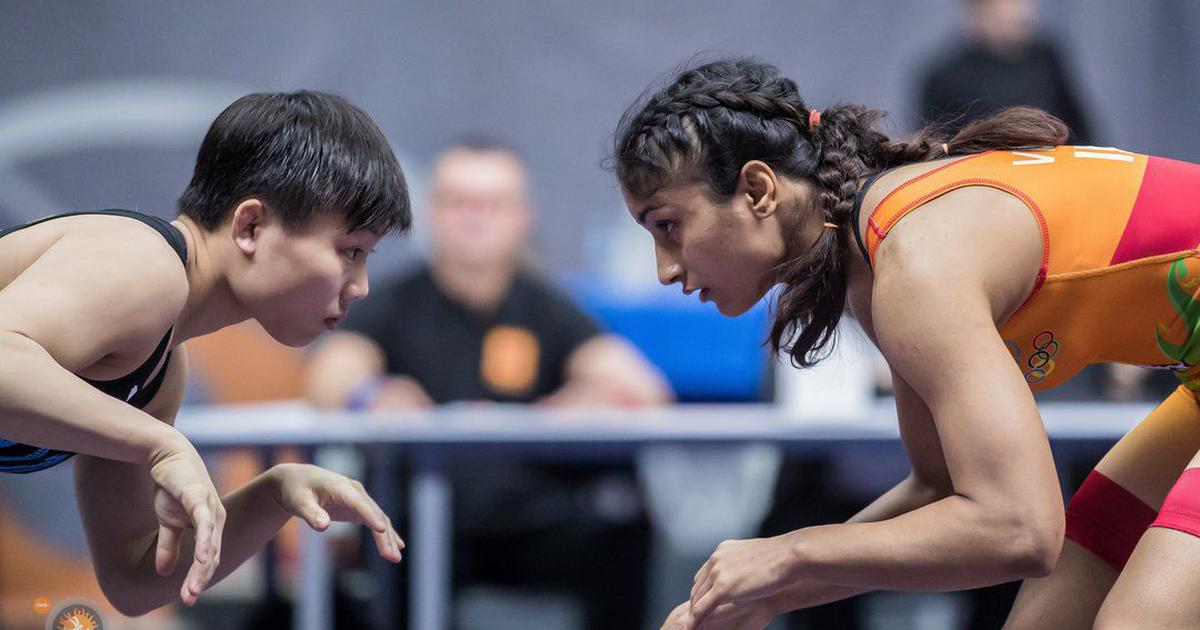 Asian Wrestling Championships: Vinesh, Sakshi win bronze as India women finish with four medals