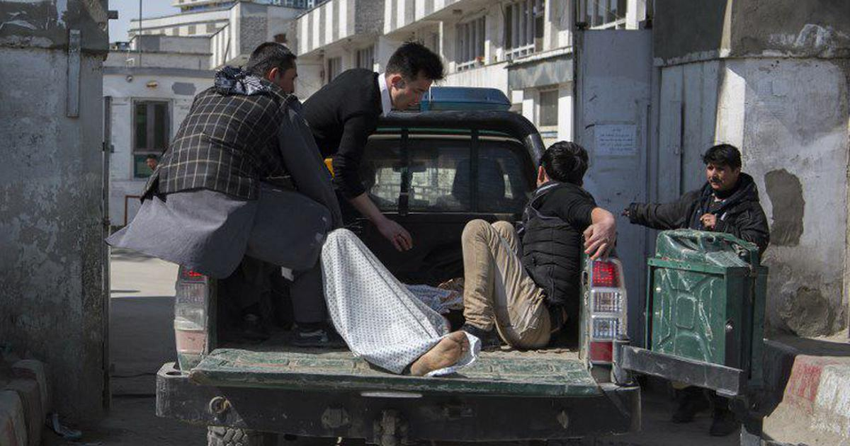 Attack on Shiite Muslim gathering in Afghan capital kills at least one