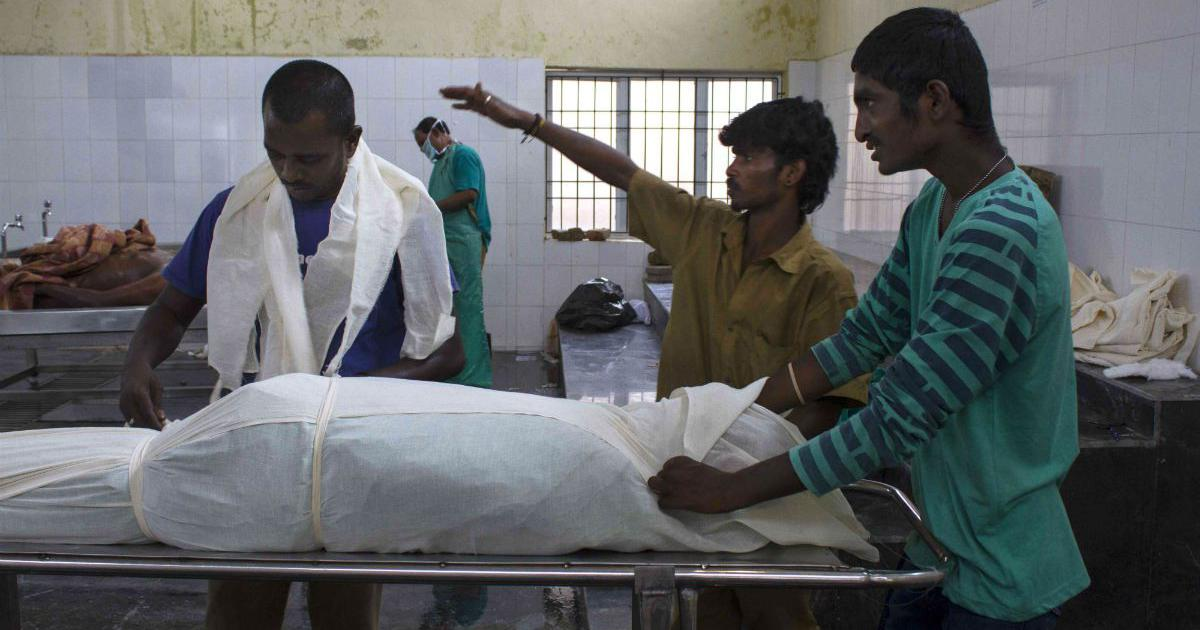 Photos: In Tamil Nadu, Dalit sanitation workers are told to help doctors perform autopsies