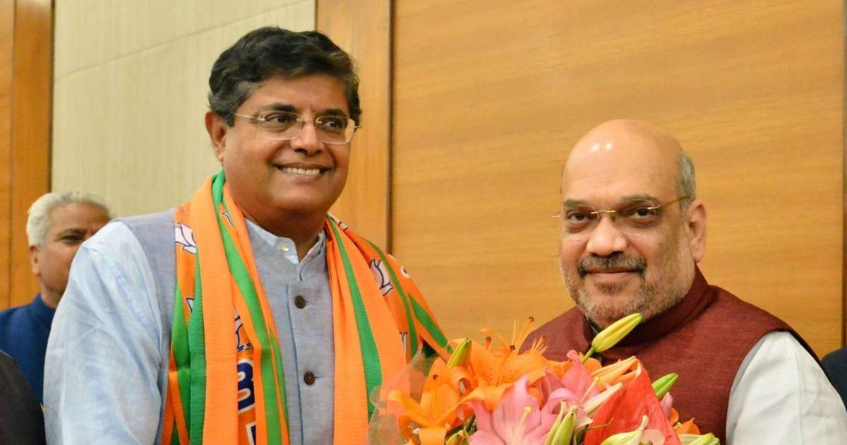 Orissa HC paves way for arrest of BJP's Jay Panda, his wife in alleged land grabbing case