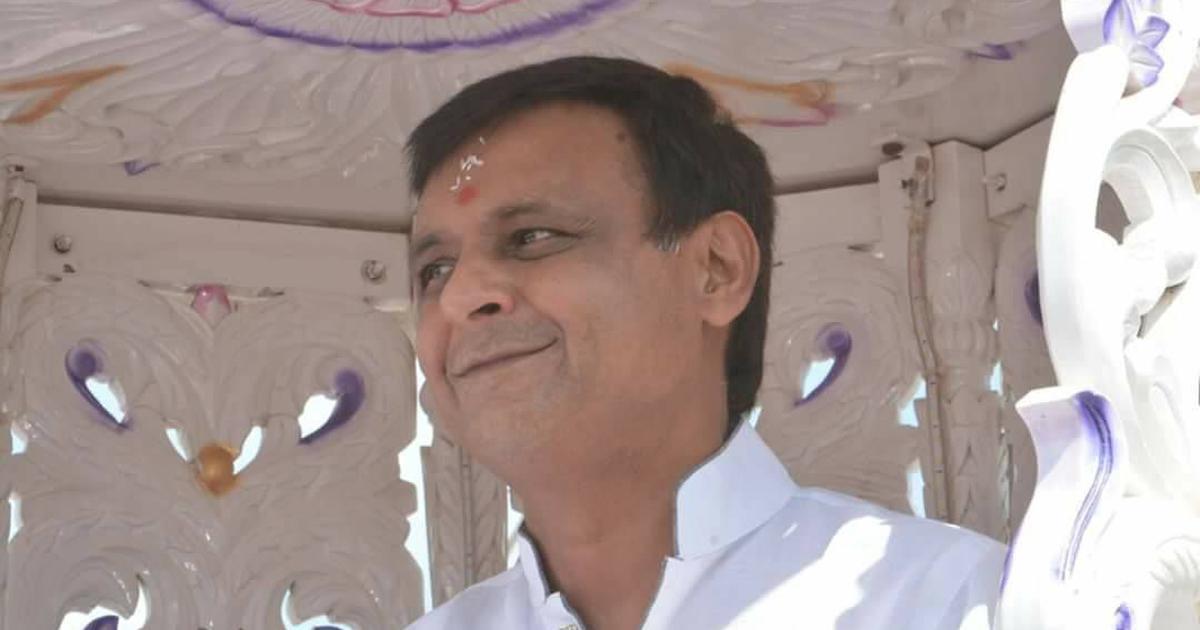 Gujarat: Senior Congress leader Jawahar Chavda resigns as MLA, joins BJP