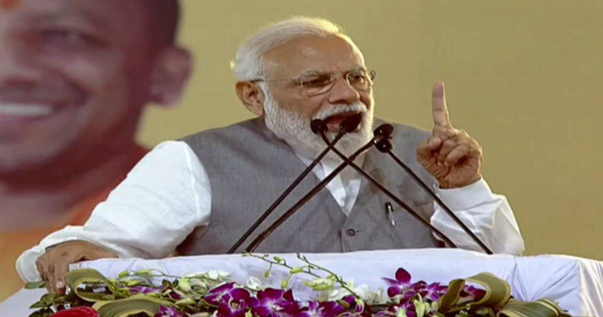 IAF strikes: Stop making Pakistan happy by asking for evidence, Modi tells Opposition