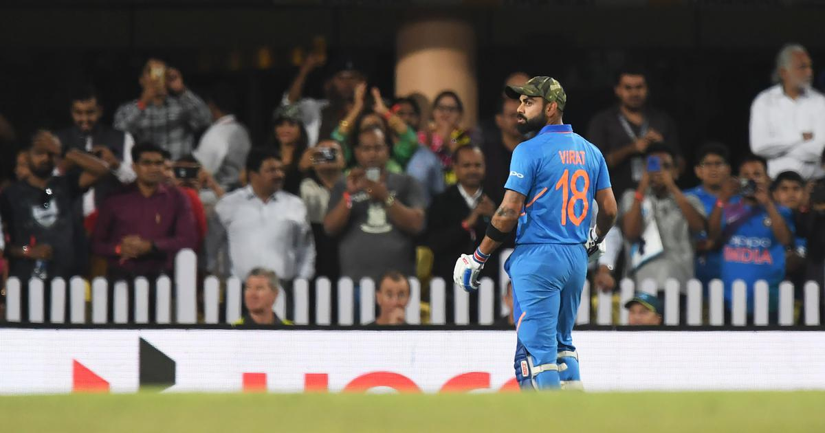 Ranchi ODI: Even Kohli masterclass can't hide the gaping holes in India's batting line-up