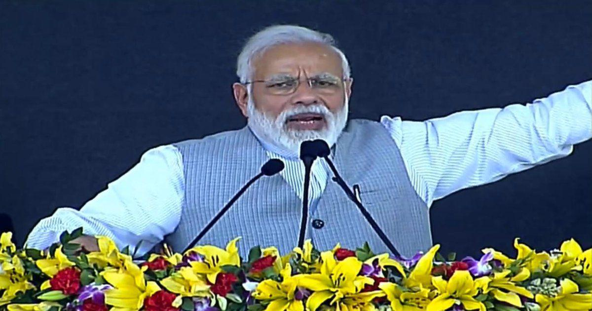 'Mayawati's actions have been contrary to BR Ambedkar's principles,' claims Modi