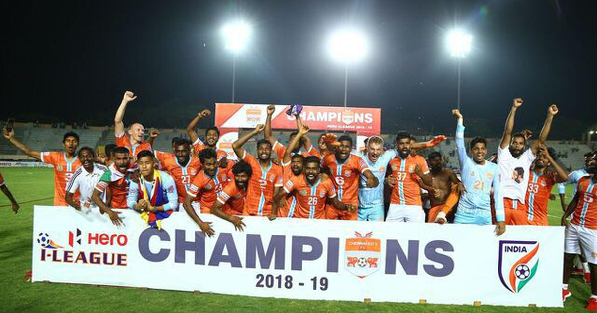 Image result for CHENNAI CITY FC win