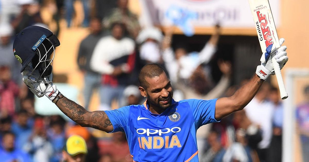 Watch: Shikhar Dhawan on injury troubles, late India debut and pressure of playing against Pakistan