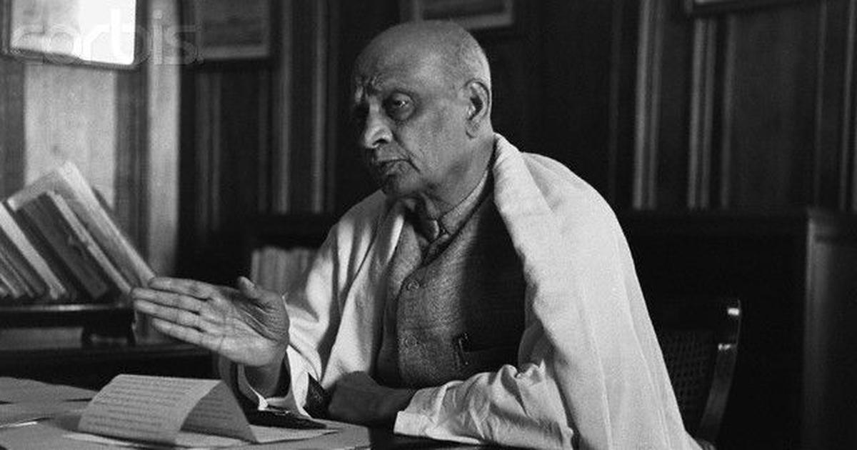 Sardar Patel biography 'The Man Who Saved India' to be adapted into a web series