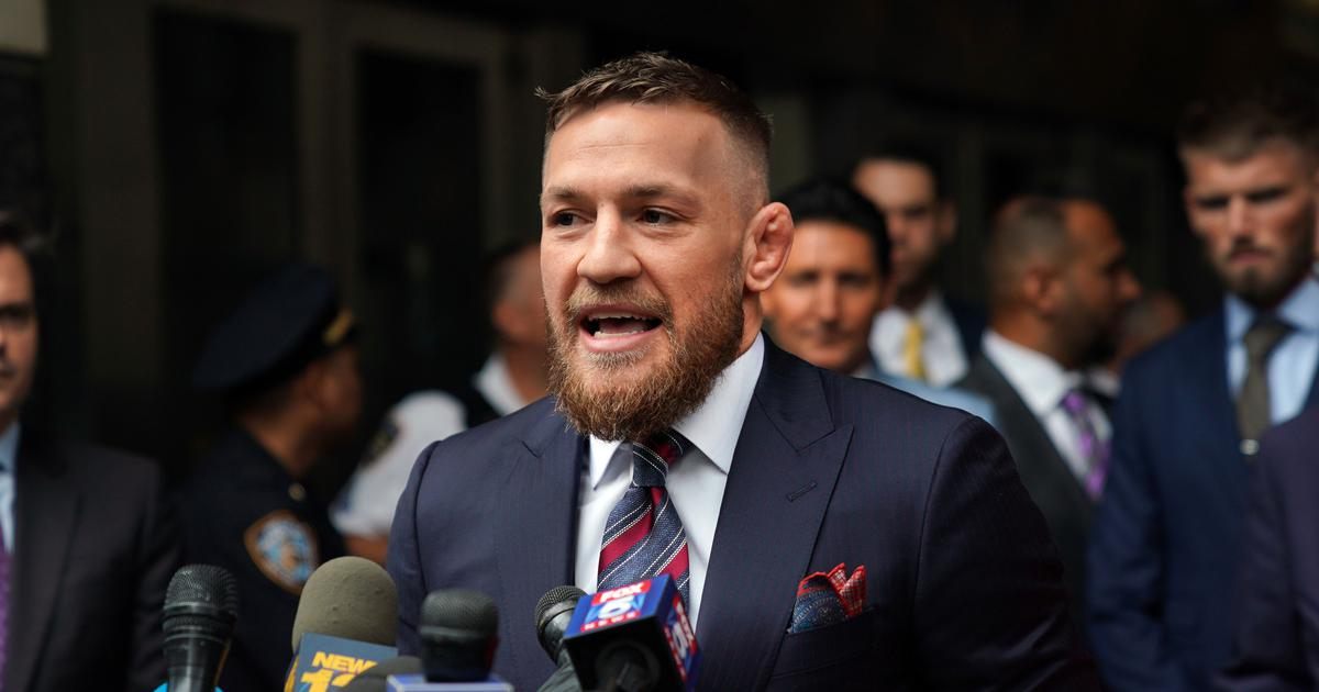 Conor McGregor Arrested: Mugshot Released by Miami Beach Police