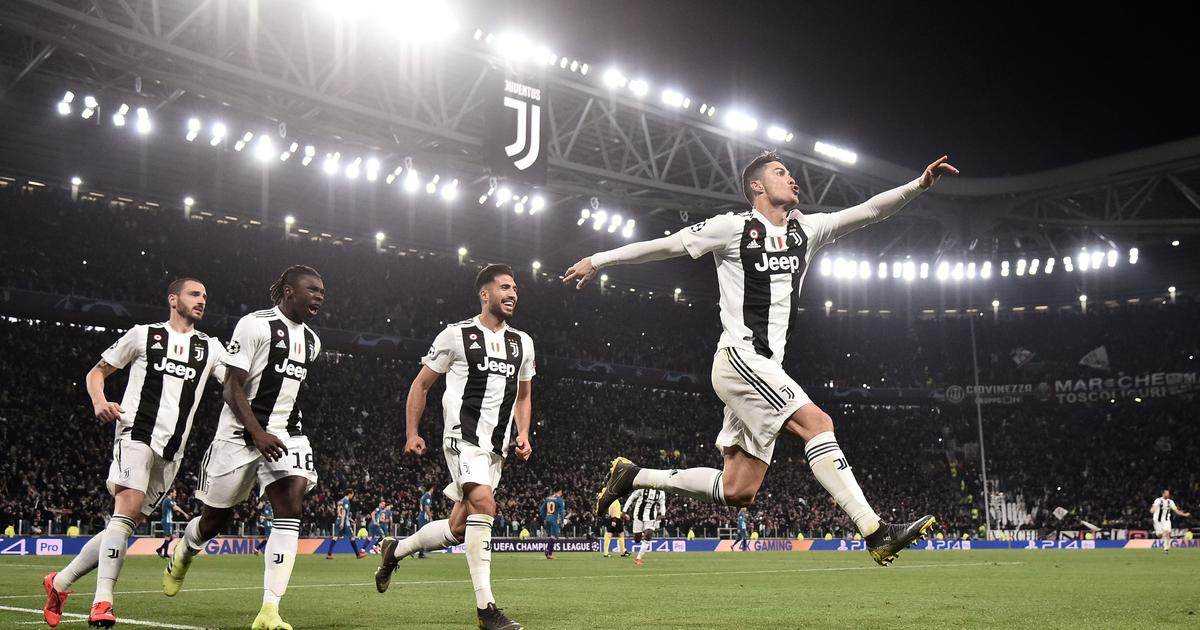 In first season with Juventus, Cristiano Ronaldo's chance to settle with Serie A title
