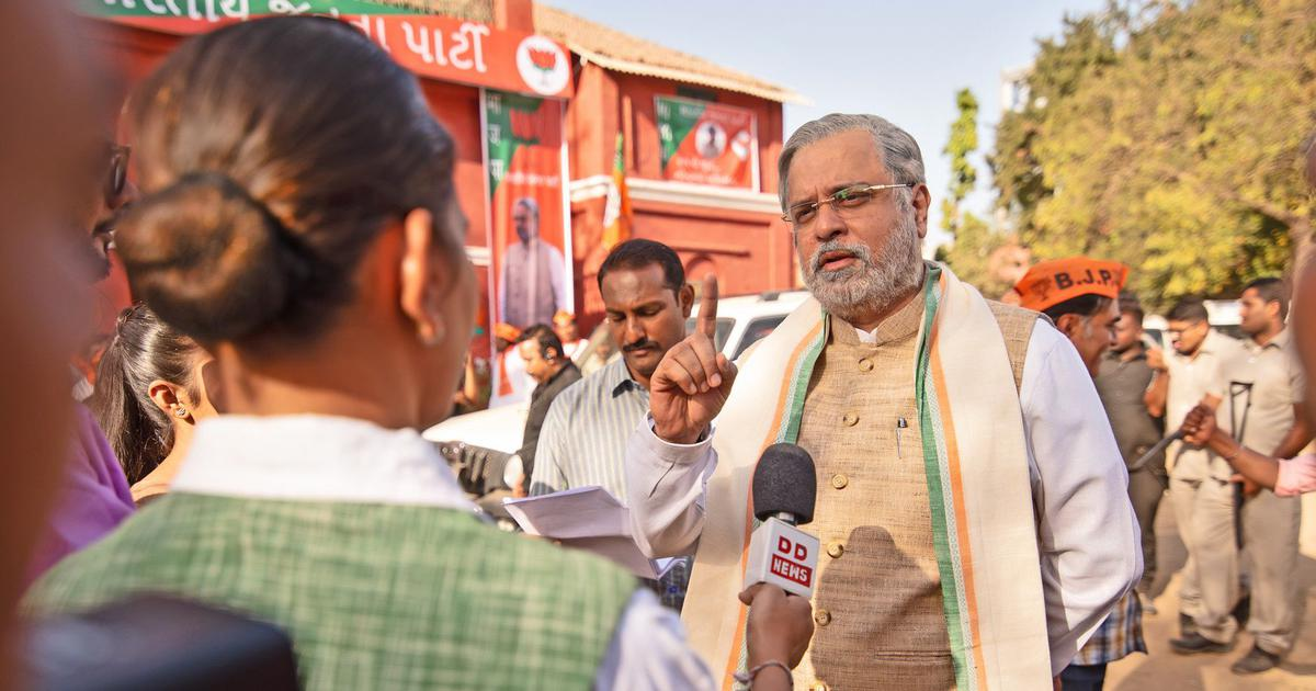 Web series on Modi is streaming without permission, Delhi poll office notifies EC: Report
