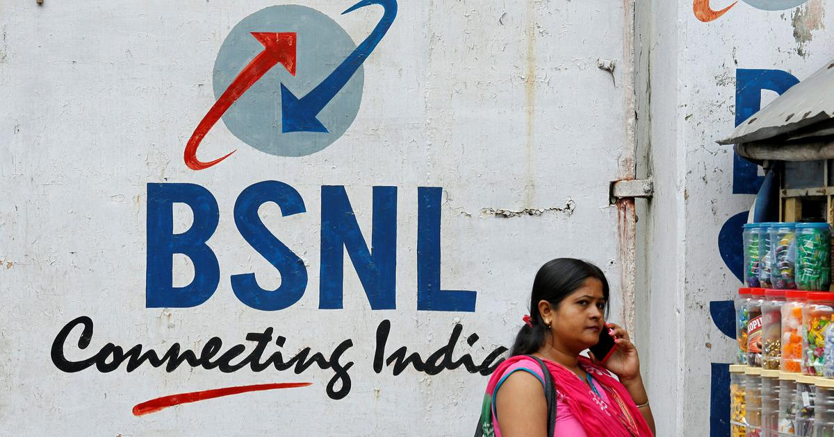 Efforts are being made to revive BSNL and MTNL, Centre says in Rajya Sabha