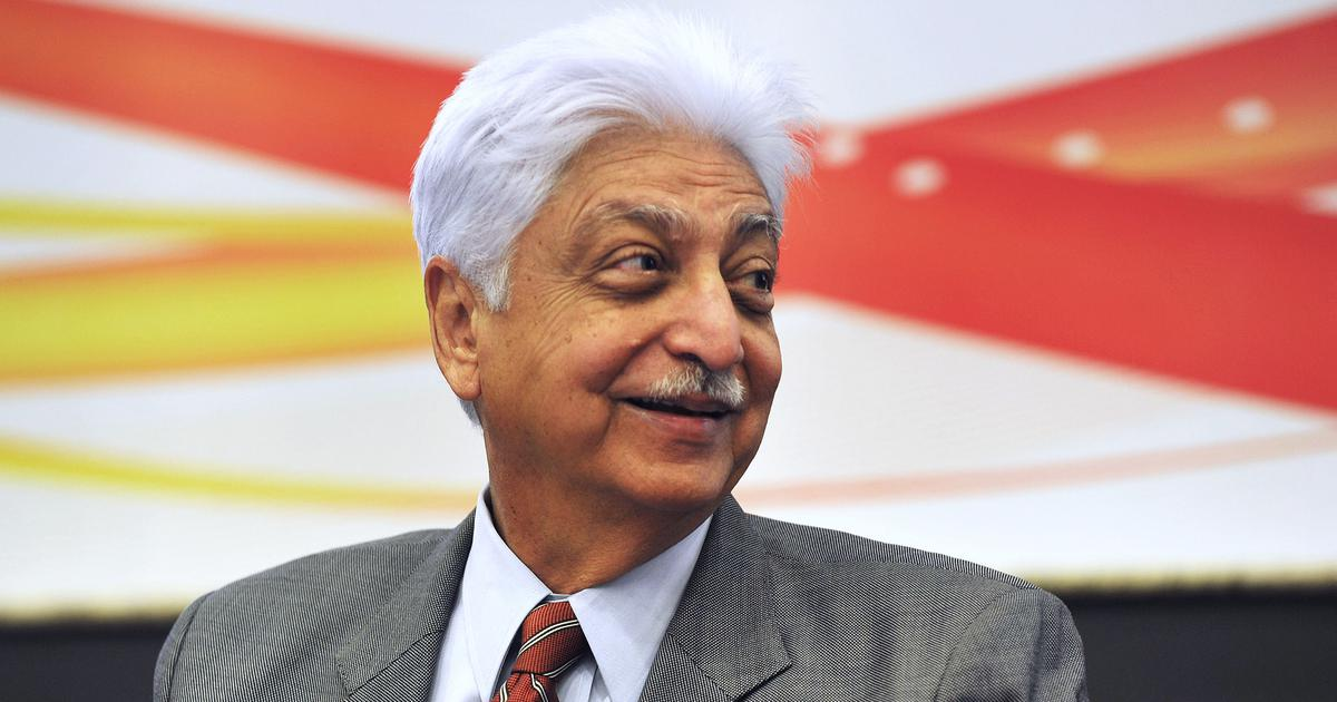 Wipro Chairperson Azim Premji's donations to charity rise to $21 billion