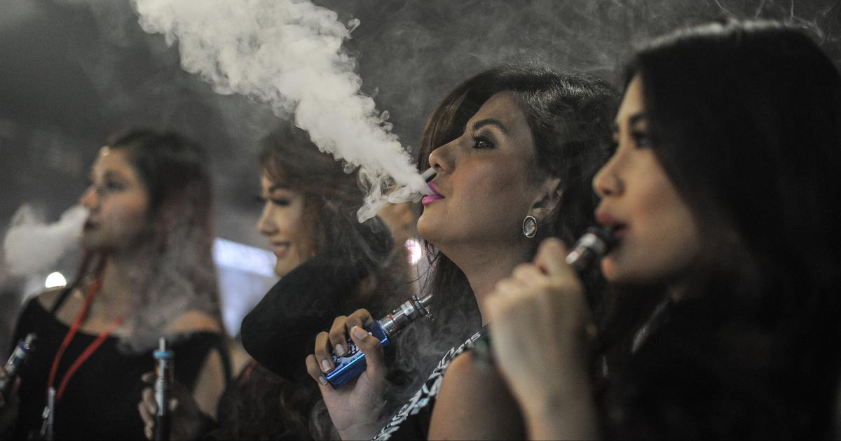Beware the vape: E-cigarettes pose an urgent threat to public health