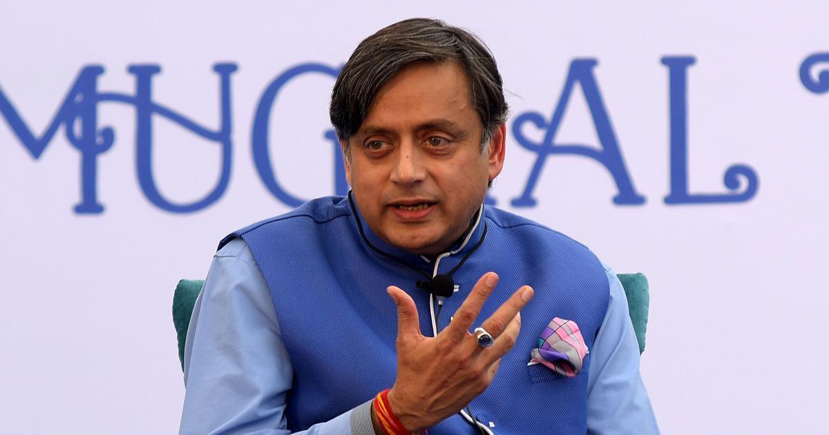 Shashi Tharoor files defamation cases against Ravi Shankar Prasad and Kerala state BJP chief