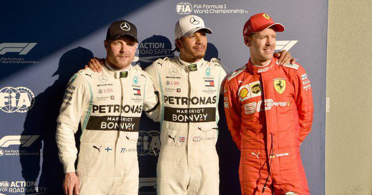 Formula 1: Hamilton grabs pole in season-opening Australian GP; Bottas, Vettel round-up top 3