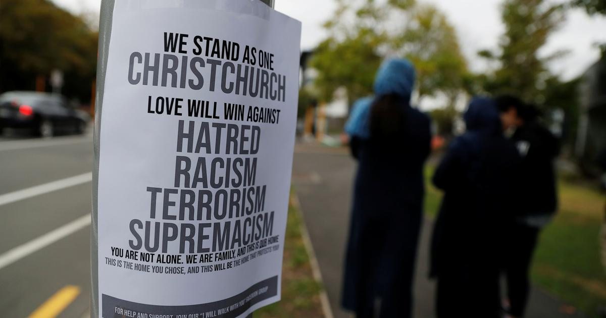New Zealand shooting: Suspect's manifesto says Indian, African 'invaders' should be removed
