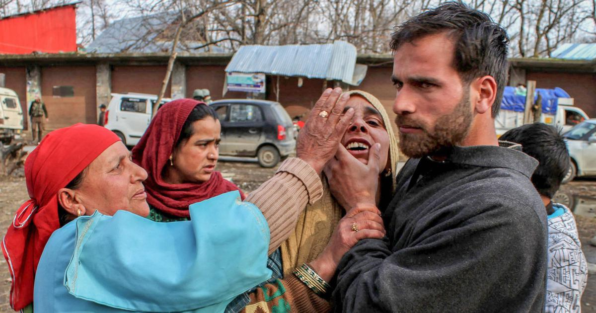 South Kashmir family took in strangers as guests. They killed their special police officer daughter
