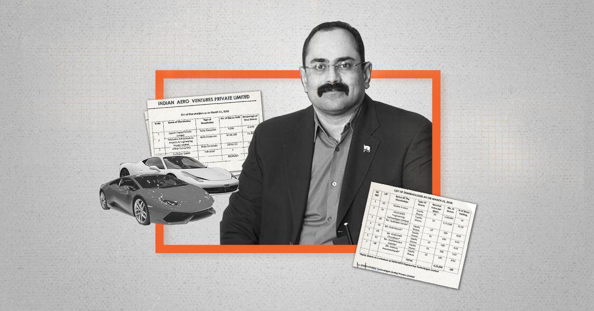 How a legal loophole allows BJP MP Rajeev Chandrasekhar to hide his full wealth from election panel